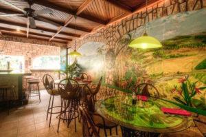 adventure inn costa rica restaurant