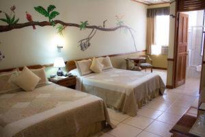 adventure inn costa rica room accommodations